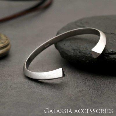 G.A S925純銀手環手鐲-Minimalist 極簡手環 禮品 交換禮物 飾品 純銀飾 全館任選兩件9折