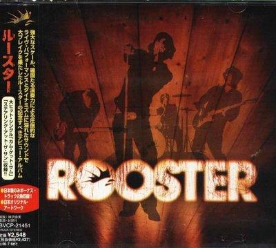 (甲上唱片) Rooster - Rooster - 日盤+2BONUS 14Tracks