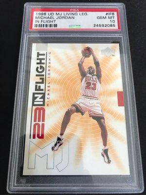 🐐1998-99 Upper Deck Living Legend In Flight #IF8 Michael Jordan