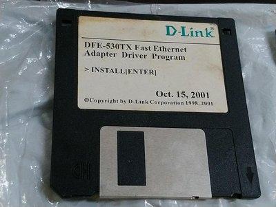 "[20Juf]早期3-1/2""硬式磁碟片/D-Link adapter driver program 安裝驅動程式"