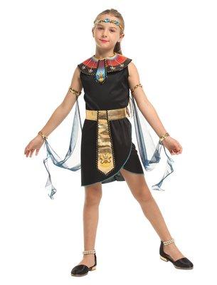 乂世界派對乂萬聖節服裝,萬聖節服飾,變裝派對,兒童變裝服 /兒童埃及服裝-埃及華麗小公主