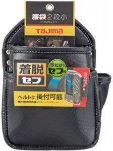 【台中職人金物店】(含稅) TAJIMA 田島 SFKBN-2S  快拆式二層腰袋 工具包 工具袋