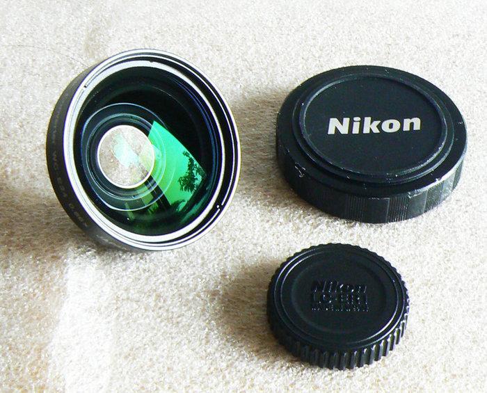 【悠悠山河】Nikon WC-E24 0.66X CoolPix 系列 外掛廣角鏡頭 無霉無霧無斑近無塵 通透明亮