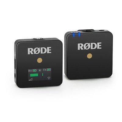 【數位小品】↘出清下殺↖福利品~RODE WIRELESS GO微型無線麥克風(RDWIGO)