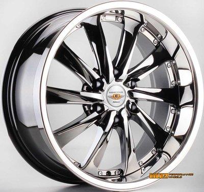 極致奢華 20吋 鋁圈 6X139.7 9.5J ET20 Ford Range、皮卡、大型休旅車、客貨車皆可適用客製
