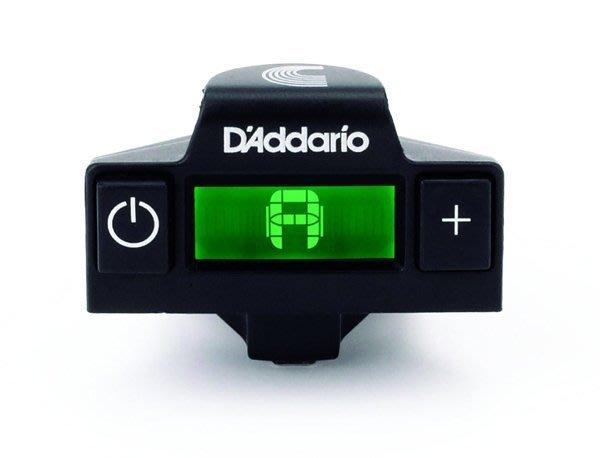 《民風樂府》D'Addario CT-15 音孔式調音器革命性的產品 方便好用