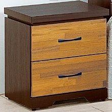 8號店鋪 森寶藝品傢俱 C-10品味生活 臥室  床頭櫃系列129-3 艾菲爾胡桃床頭櫃