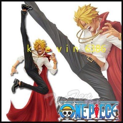 東京都-日本眼鏡牌景品 海賊王BWFC造型王頂上決戰2 Vol.2 香吉士(A+B)(2款合售) 正日版(金色小熊)現貨