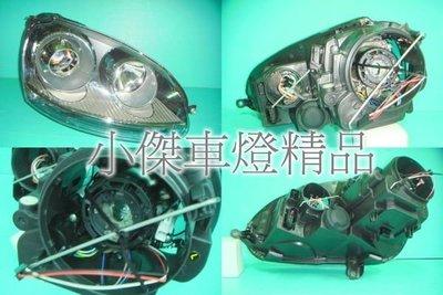 》傑暘國際車身部品《 全新福斯GOLF-5代 GTI R32 JETTA TDI原廠HID專用魚眼大燈