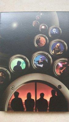 英版全區DVD Porcupine Tree - Arriving somewhere 演唱會 2DVD