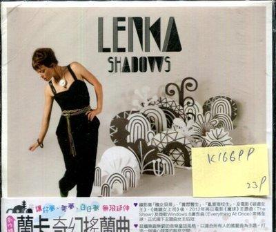 *真音樂* LENKA / SHADOWS 全新 K16699