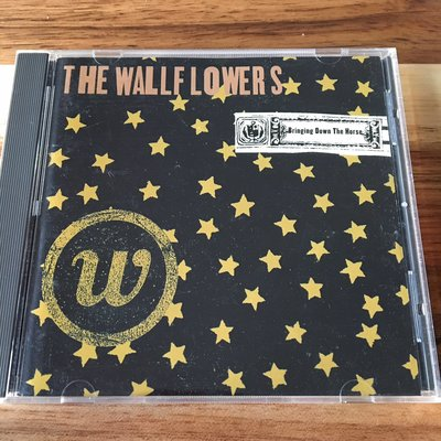 [老搖滾典藏] The Wallflowers-Bringing down the horse 日版專輯