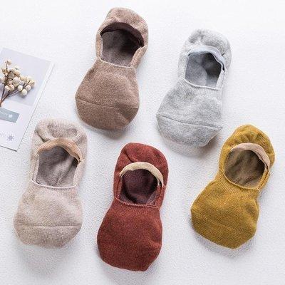 船襪女純棉夏季防臭淺口短襪可愛薄款隱形硅膠防滑夏天襪子女
