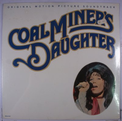 《全新美版黑膠》Coal Miner's Daughter 礦工的女兒 電影原聲帶