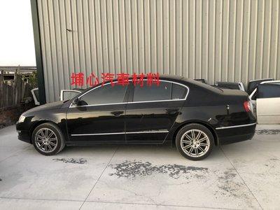 埔心汽車材料 報廢車 福斯 Volkswagen Passat 2.0T 2010 零件車 拆賣
