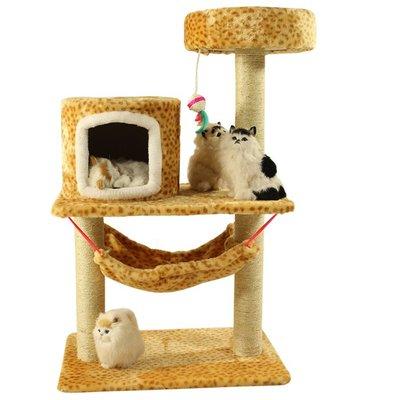 貓爬架貓抓柱貓爬架貓爬架實木貓爬架貓窩貓樹貓爬架貓抓板igo