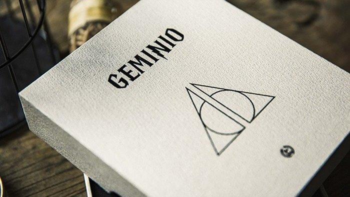 【天天魔法】【S1343】正宗原廠~傑米尼奧~Geminio by TCC(心靈讀心感應魔術)