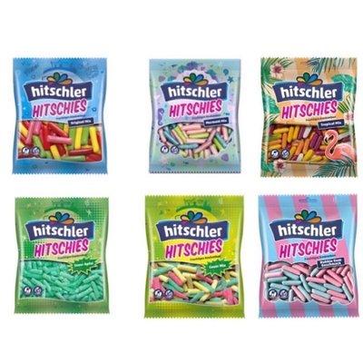 德國Hitschler Hitschies 希特勒水果風味軟糖