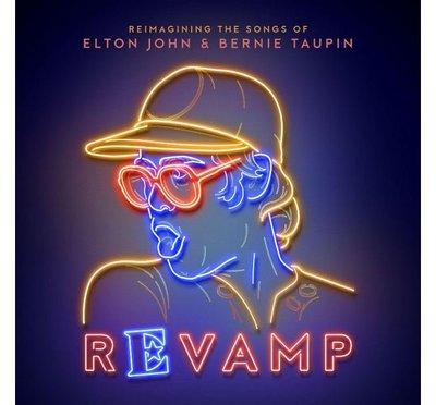 合友唱片  面交 自取 艾爾頓強 Elton John / 翻玩金選Revamp CD