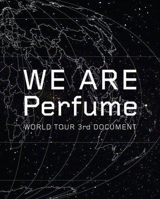 特價預購 WE ARE Perfume WORLD TOUR 3rd DOCUMENT (日版初回限定盤BD藍光+CD)