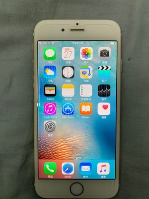 二手 Iphone 6 64GB gold