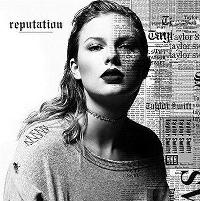 特價預購 泰勒絲 Taylor Swift Reputation (日版初回特別盤CD) 最新 航空版