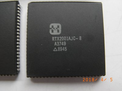 Forth CPU RTX2001AJC-8