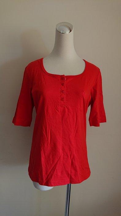 POLO ESTABLISHED 67 紅色上衣(22)