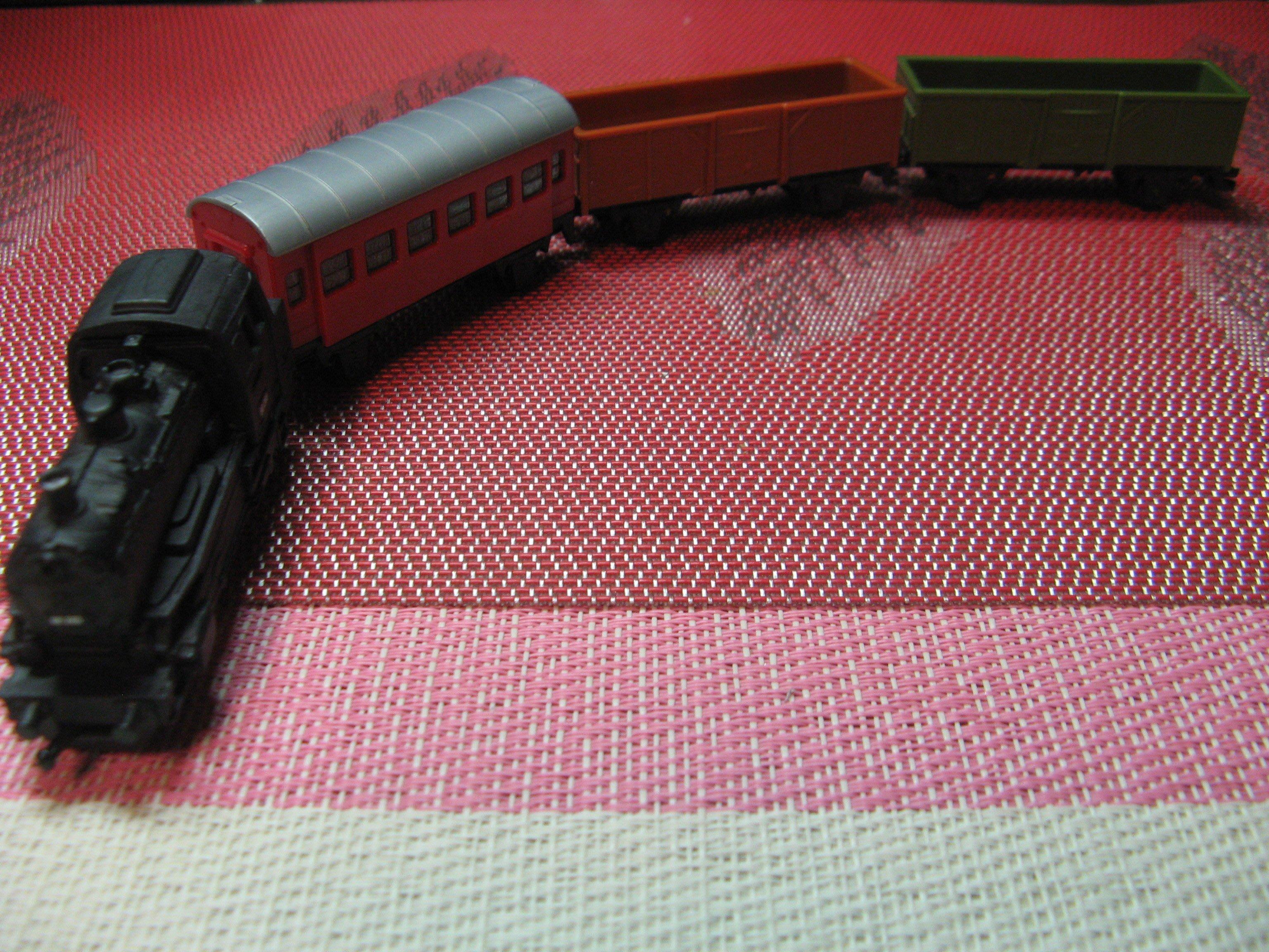 Siku蒸汽火車