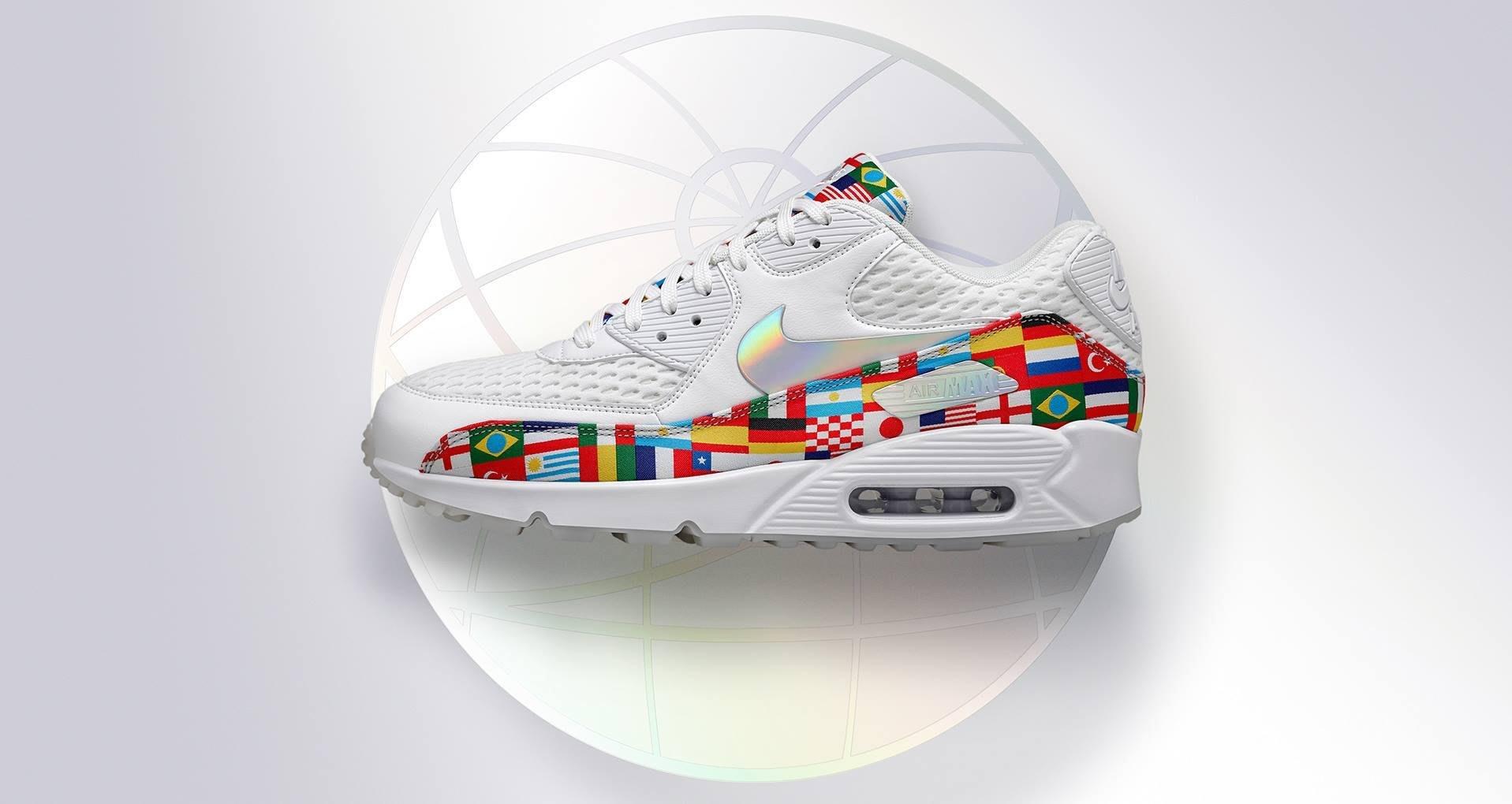 Nike Air Max 90 NIC QS (White) AO5119 100 | Jimmy Jazz