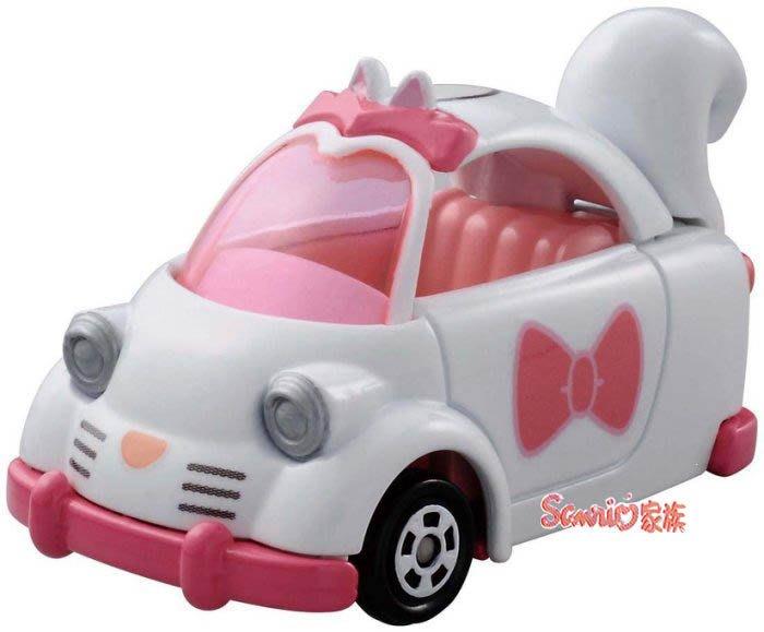 《東京家族》現貨日本Dream TOMICA 夢幻 迪士尼 瑪莉貓 小汽車 金龜車