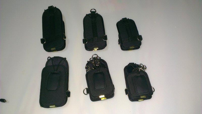 萊特茵工房三點式 戰術型皮套 背套 背袋 生存遊戲 無線電 對講機 腰袋 UV5R AF68 F30可用
