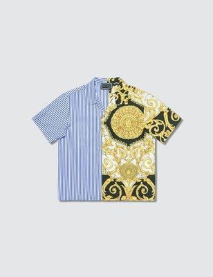 VERSACE-Split Shirt (Toddler)