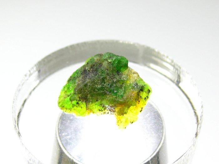 【Texture & Nobleness 低調與奢華】精品礦 原礦 標本 礦石 原石 - 沙弗萊 - 鉻釩鈣鋁榴石