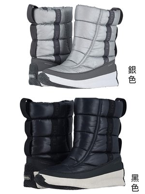 SOREL Out 'n' About Mid Puff 靴子 女款 加拿大品牌 獵鴨鞋 保暖 防水 雪靴 雨靴 太空鞋 特價 免運
