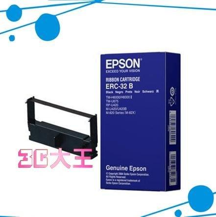 【買三送一】☆收銀機原廠色帶ERC32- 適用ACCUPOS A520/創群3000/錢隆A600-台中市