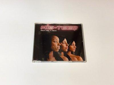 Mis-teeq - Can't get it back 單曲