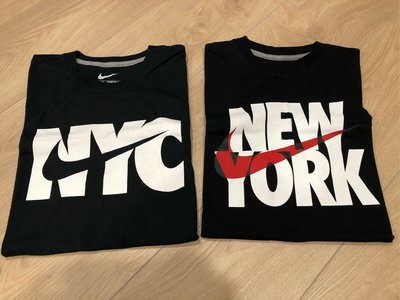 [size:M] Nike NYC tee New York City T-shirt