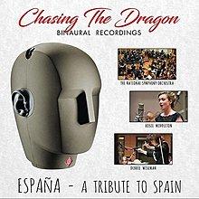 Chasing the Dragon Nemann假人頭真空管麥克風錄製 爆棚卡門 CD