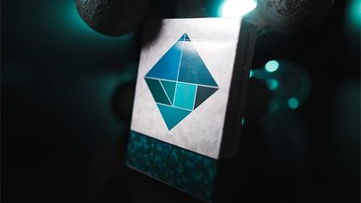 【天天魔法】【S998】正宗原廠~七巧板撲克牌~Tangram Playing Cards