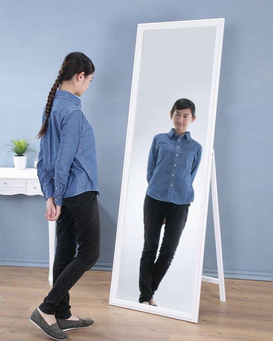 180*60超大立鏡 掛鏡 壁鏡 穿衣鏡 全身鏡  【馥葉-百】型號KC563F  立掛兩用鏡