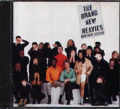 八八 - The Brand New Heavies - Brother Sister - NEW
