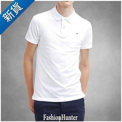 新貨【FH.cc】Tommy Polo衫 男童款 白 刺繡Logo 經典基本款 舒適純棉 A&F