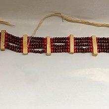賽德克巴萊 真實 電影道具 女生 泰雅族 賽德克族 原住民 民俗風 傳統服飾配件 串珠 頸鍊 項鍊