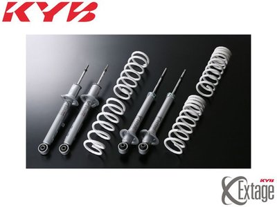 【Power Parts】KYB EXTAGE 避震器組 LEXUS CT200h 2012-