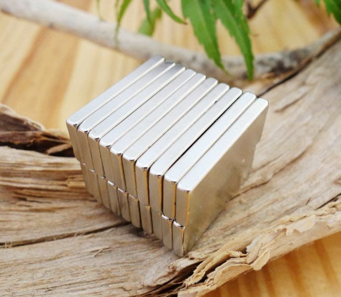 磁鐵片 强力 磁鐵 長方 40x20x3mm 方磁 磁片 吸鐵 1入 紗窗 强 磁條 長方形