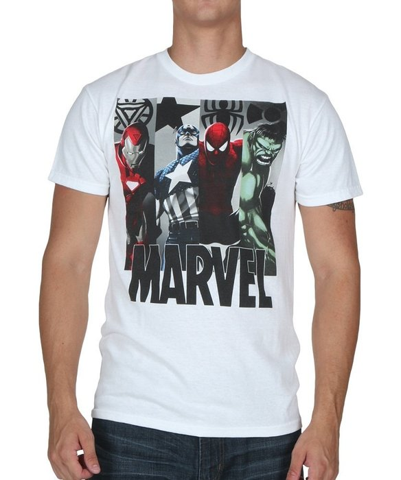 MARVEL EXPENDABLE T-SHIRT