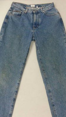 Calvin Klein CK 直筒牛仔褲 丹寧褲 4號(1-1) 台中市