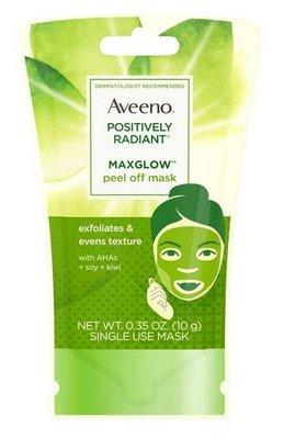 【蘇菲的美國小舖】Aveeno peel off mask 容光煥發果酸面膜 撕除式面膜 10g