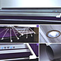 【達人水電廣場】櫻花牌 DR3590AXL 全隱藏式 渦輪變頻 除油煙機 電子冷光按鍵 90公分 DR3590A